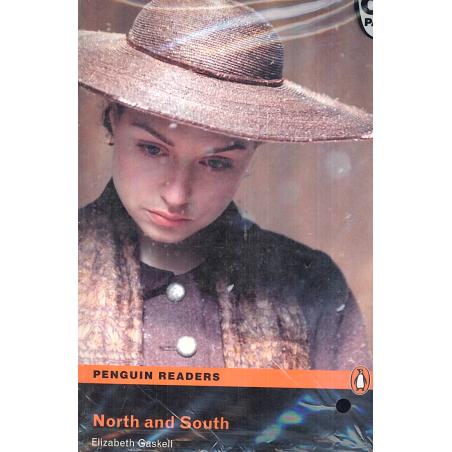 NORTH AND SOUTH KSIĄŻKA + 4x CD LEVEL 6 Elizabeth Gaskell