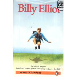 BILLY ELLIOT KSIĄŻKA + CD LEVEL 3 Melvin Burgess