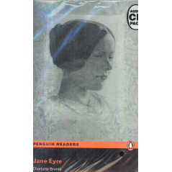 JANE EYRE KSIĄŻKA + 5x CD LEVEL 5 Charlotte Bronte