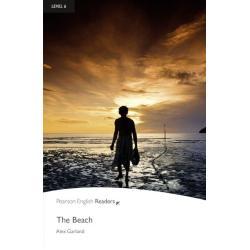 PEGR BEACH KSIĄŻKA + CD LEVEL 6 Alex Garland
