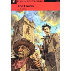 THE CROWN LEVEL 1 KSIĄŻKA + CD M. R. James