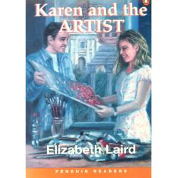 KAREN AND THE ARTIST LEVEL 1 Elizabeth Laird