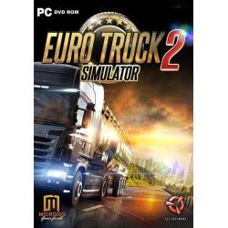 EURO TRUCK SIMULATOR 2 PC DVDROM PL