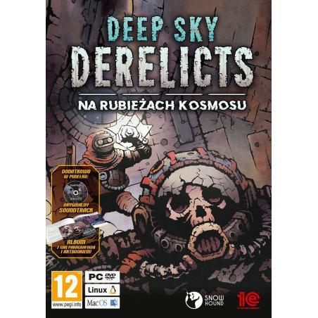 DEEP SKY DERELICTS NA RUBIEŻACH KOSMOSU PC DVDROM PL