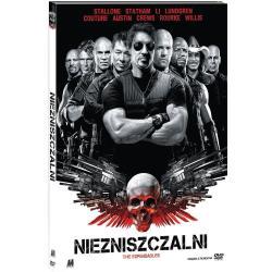 NIEZNISZCZALNI KSIĄŻKA + DVD PL