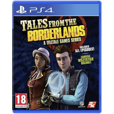 TALES FROM THE BORDERLANDS A TELLTALE GAMES SERIES PS4