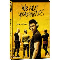WE ARE YOUR FRENDS DVD PL
