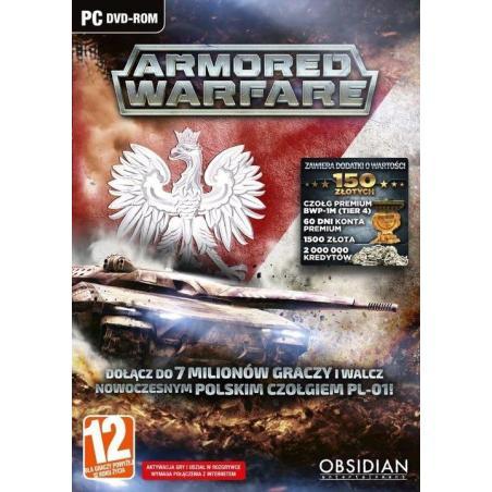 ARMORED WARFARE PC DVDROM PL