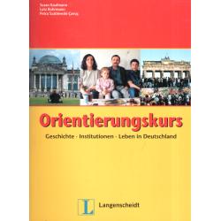 DER ORIENTIERUNGKURS Lutz Rohrmann, Susan Kaufmann, Petra Szablewski-Cavus