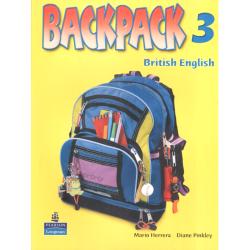BACKPACK 3 PODRĘCZNIK Mario Herrera, Diane Pinkley