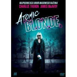 ATOMIC BLONDE KSIĄŻKA + DVD PL