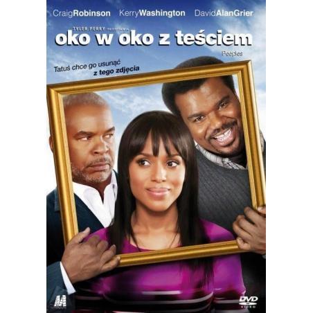 OKO W OKO Z TEŚCIEM DVD PL