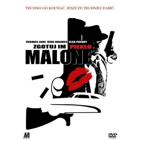 ZGOTUJ IM PIEKŁO MALONE DVD PL