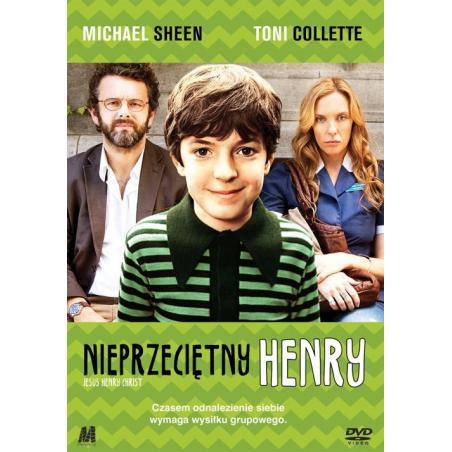 NIEPRZECIĘTNY HENRY DVD PL