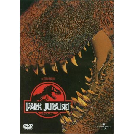 PARK JURAJSKI DVD PL