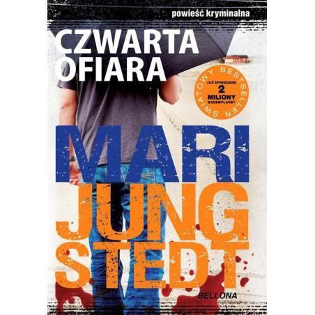 CZWARTA OFIARA Mari Jungstedt