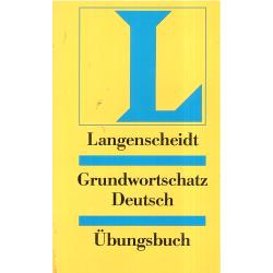 GRUNDWORTSCHATZ DEUTSCH UBUNGSBUCH Heiko Bock, Jutta Muller