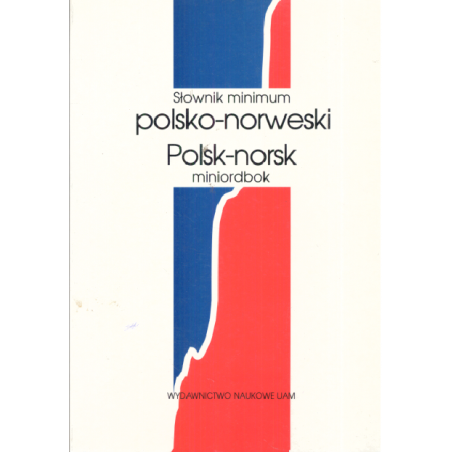 SŁOWNIK MINIMUM POLSKO-NORWESKI