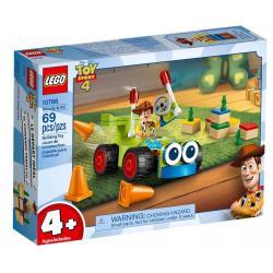 TOY STORY 4 CHUDY I PAN STEROWANY LEGO 10766