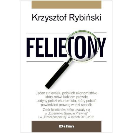 FELIETONY Krzysztof Rybiński