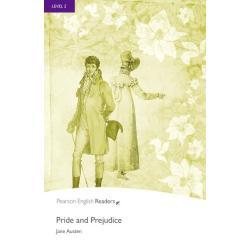 PRIDE AND PREJUDICE LEVEL 5 KSIĄŻKA + 5x CD Jane Austen