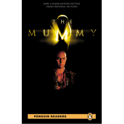 THE MUMMY LEVEL 2 KSIĄŻKA + CD  David Levithan