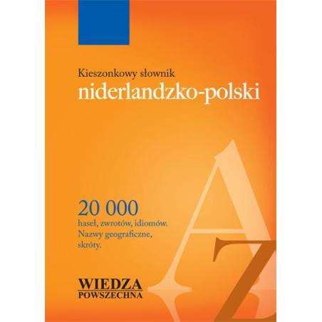 KIESZONKOWY SŁOWNIK NIDERLANDZKO-POLSKI Jan Czochralski