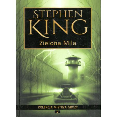 ZIELONA MILA 2 Stephen King
