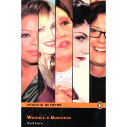 WOMEN IN BUSINESS LEVEL 4 KSIĄŻKA + CD David Evans