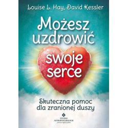 MOŻESZ UZDROWIĆ SWOJE SERCE Louise L Kessler David Hay