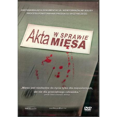 AKTA W SPRAWIE MIĘSA DVD PL