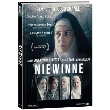 NIEWINNE KSIĄŻKA + DVD PL