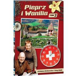 PIEPRZ I WANILIA TOM 3 KSIĄŻKA + DVD PL