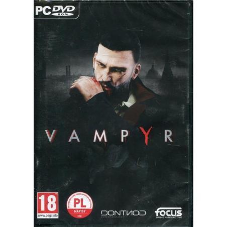 VAMPYR PC DVDROM PL