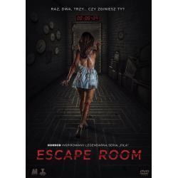 ESCAPE ROOM DVD PL