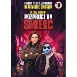 ROZPRUCI NA ŚMIERĆ KSIĄŻKA + DVD PL