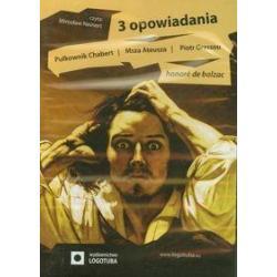 3 OPOWIADANIA AUDIOBOOK CD MP3 PL