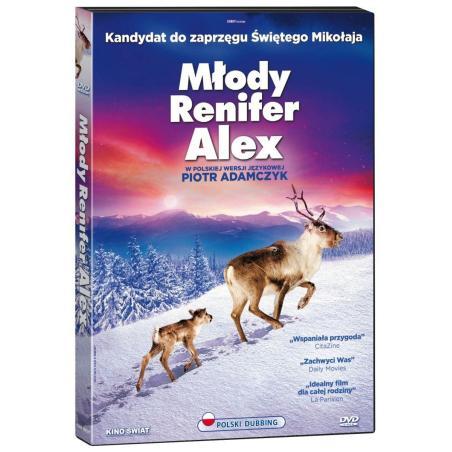 MŁODY RENIFER ALEX DVD PL