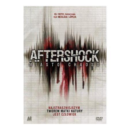 AFTERSHOCK MIASTO CHAOSU DVD PL