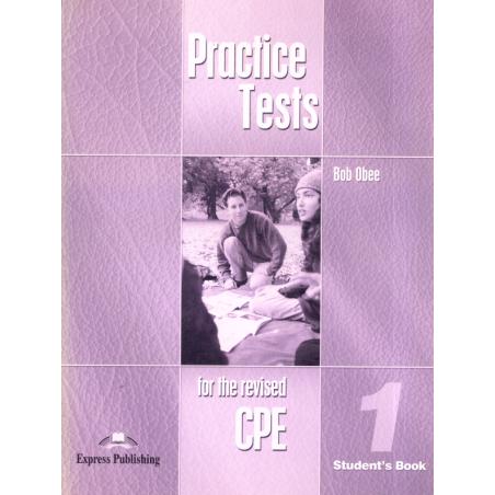 PRACTICE TESTS 1 PODRĘCZNIK Bob Obee