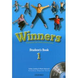 WINNERS 1 PODRĘCZNIK + DVD Cathy Lawday, Mark Hancock