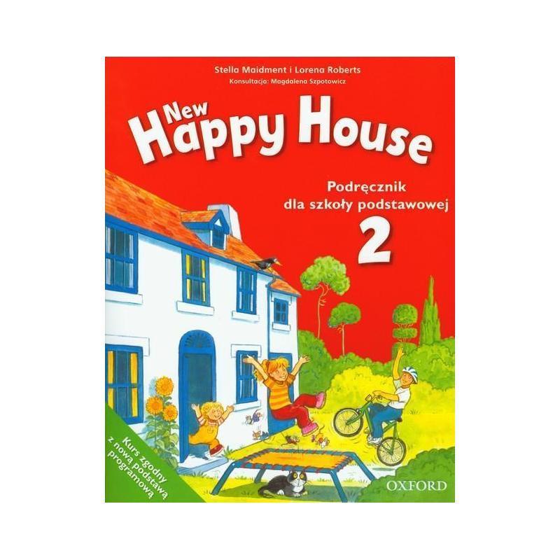 NEW HAPPY HOUSE PODRĘCZNIK