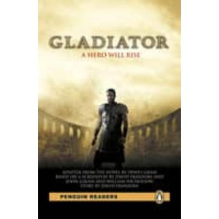 GLADIATOR A HERO WILL RISE BOOK AND CD
