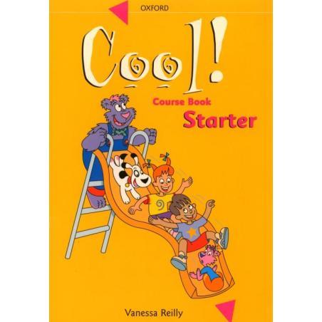 COOL STARTER PODRĘCZNIK Vanessa Reilly