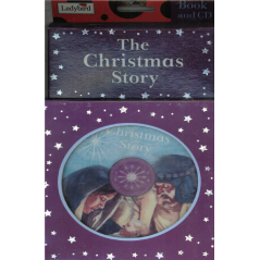THE CHRISTMAS STORY BOOK AND CD