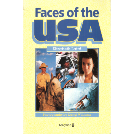 FACES OF THE USA PHOTOGRAPHY BY DARRYL WILLIAMS Elizabeth Laird