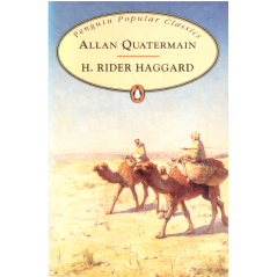 ALLAN QUATERMAIN H. Rider Haggard