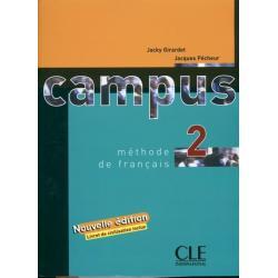 CAMPUS 2 PODRĘCZNIK Jacky Girardet, Jacques Pecheur