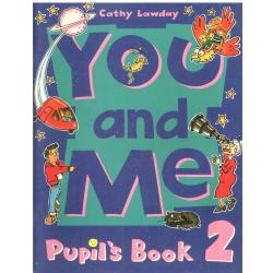 YOU AND ME 2 PODRĘCZNIK Cathy Lawday