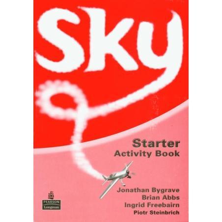 SKY STARTER ĆWICZENIA + CD Brian Abbs, Ingrid Freebairn, Jonathan Byrave
